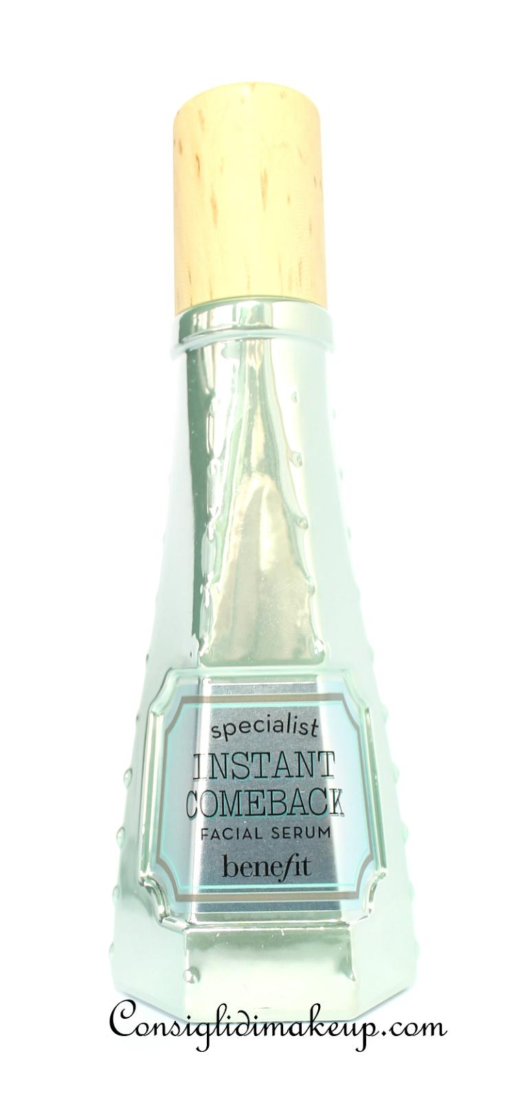 skincare siero benefit cosmetics
