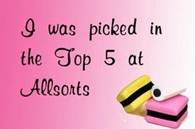 Top 5 at Allsorts