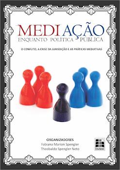 """Livro do Grupo de Pesquisa """"Políticas Públicas no Tratamento dos conflitos"""""""