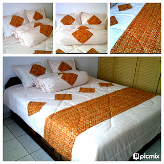 bed cover batik