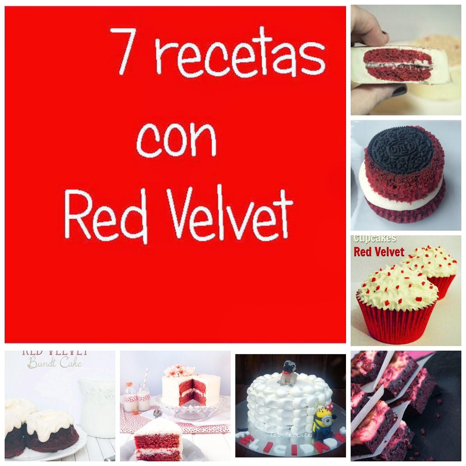 Cakes A Medida 7 Recetas Con Red Velvet Para Dar Color A