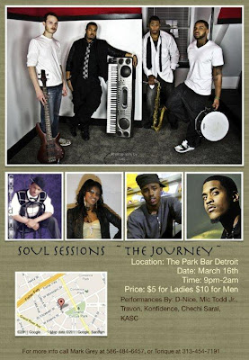 "Soul Session ""The Journey"""