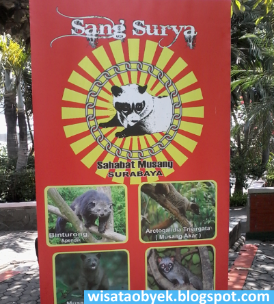 Taman Flora Wisata Murah Surabaya