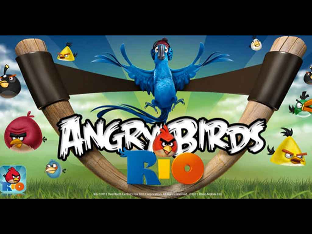 gratis download free Game Angry Birds Rio v1.4.0 Full Patch