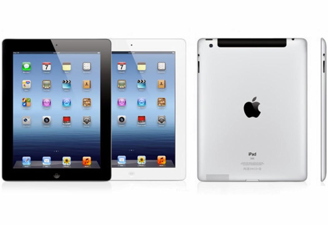 Apple IPad 4 Wi Fi Cellular