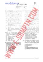 Tips Menjawab Soal SBMPTN 2013
