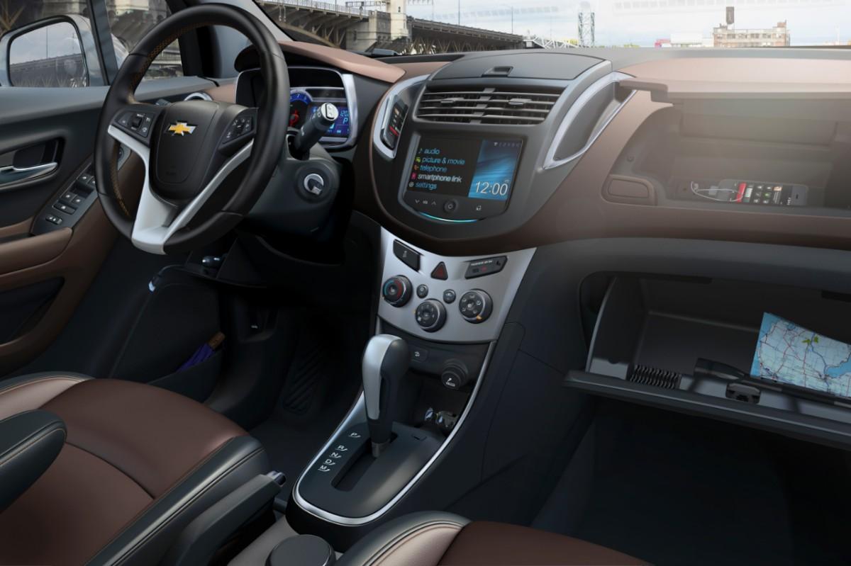 Chevrolet Tracker 2013: El nuevo SUV de Chevrolet Argentina