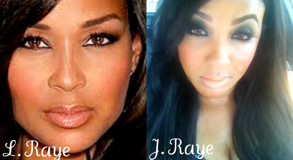 Phillyzjampoet Makeup Look Lisaraye Inspired Keisha Green