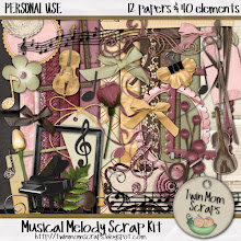 Blog Layout Created By Twin Mom Scraps