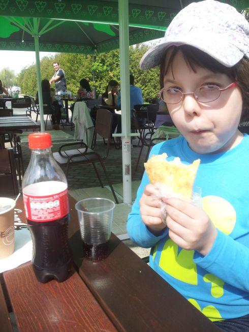 Где пообедать в Измайловском парке