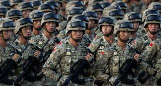 Kekuatan Militer Terkuat di Dunia China