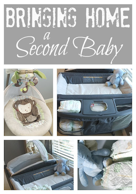 Bringing home a baby soon? An experienced mom shares what you'll REALLY need to have ready for your little bundle of joy!