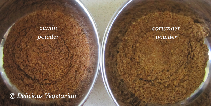 how to make ground cumin