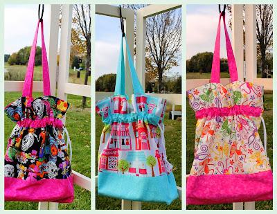 Tweener Tote Bags