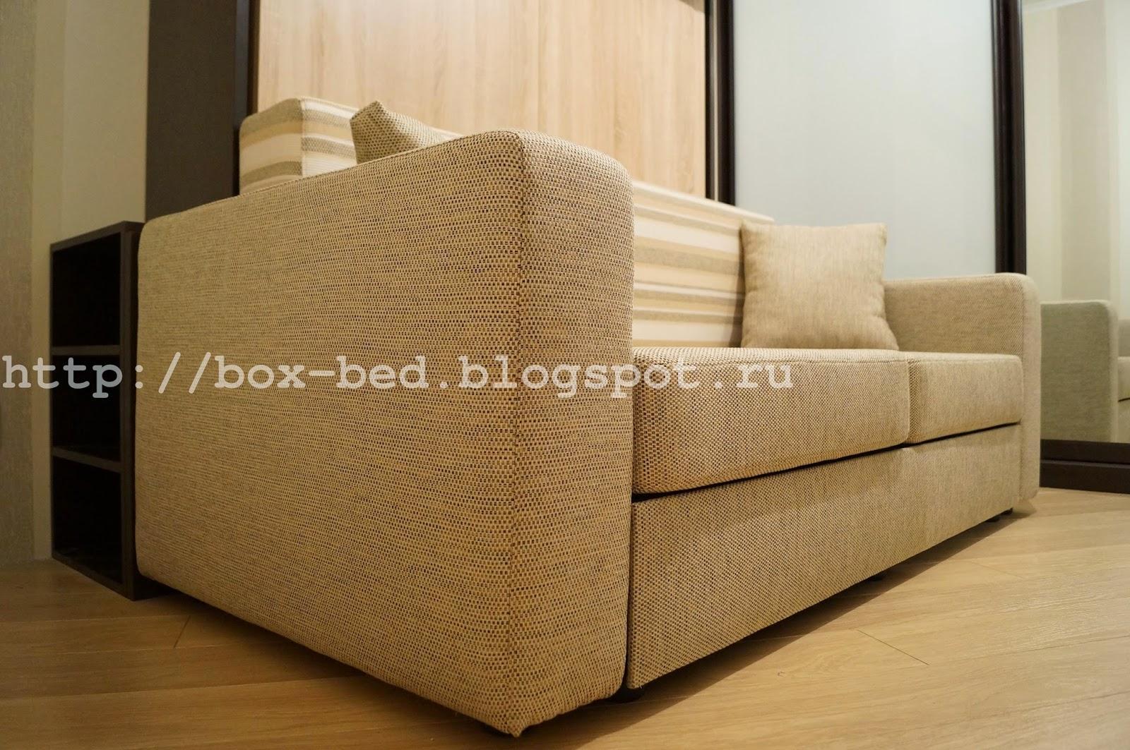 Фото комнаты с диваном Москва