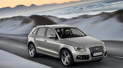 Audi Q5 BiTurbo TDI Expected to Debut at Le Mans