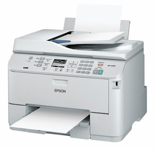 Download Epson WorkForce Pro WP-4590 Printer Driver and instructions installing
