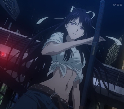 Anime string user: Kaori Kanzaki