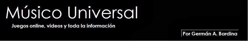 MÚSICO UNIVERSAL
