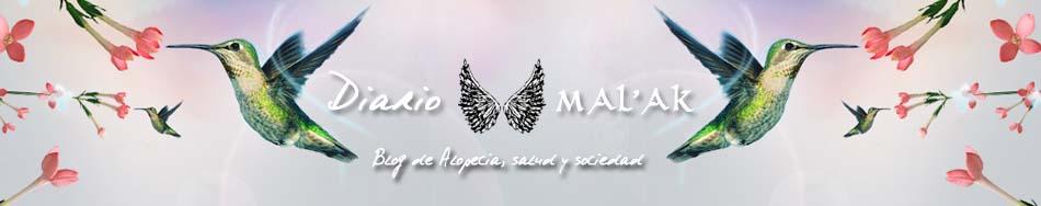Diario Mal'ak (Alopecia, Salud y Sociedad)