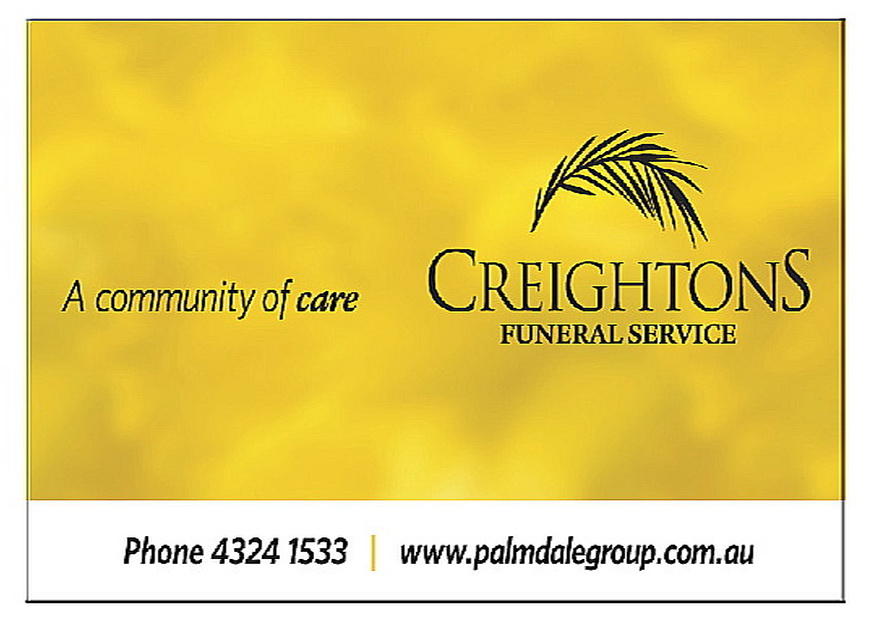 Creightons Funeral Service, Central Coast