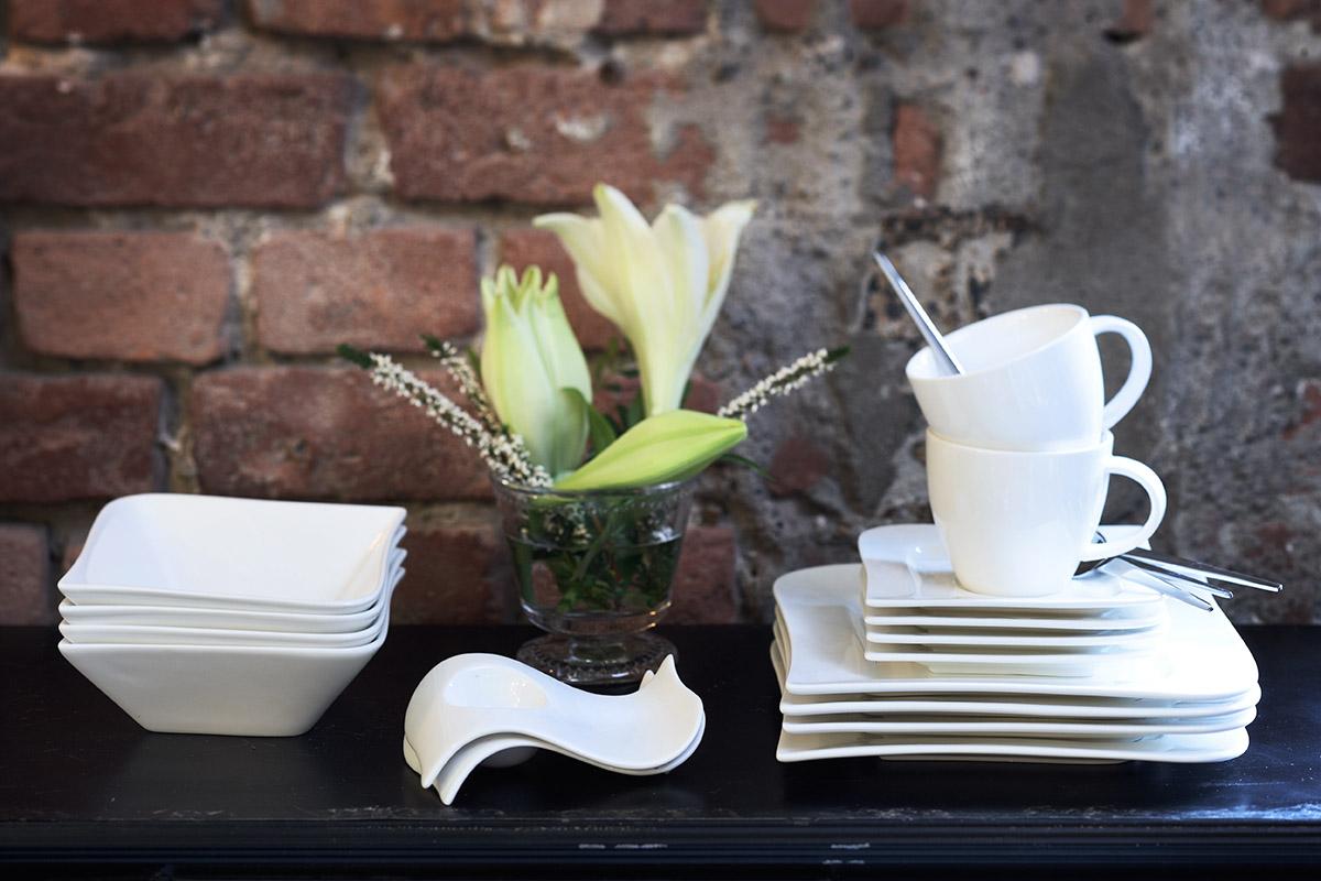 Perfect home hvit lilje et flott og tidl st servise for Perfecr home
