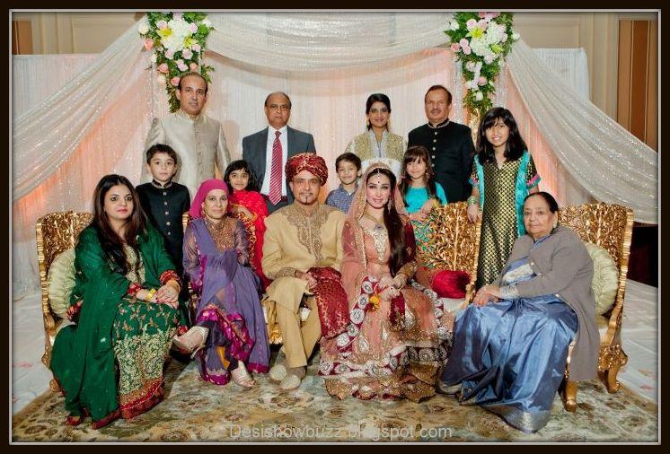 Desi Showbuzz Reema Khans Wedding Pictures