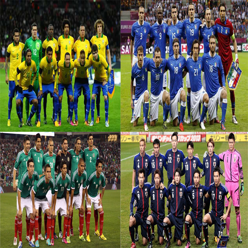 Tittle/ALT Group A Confederation Cup 2013 ( by. Nciek )