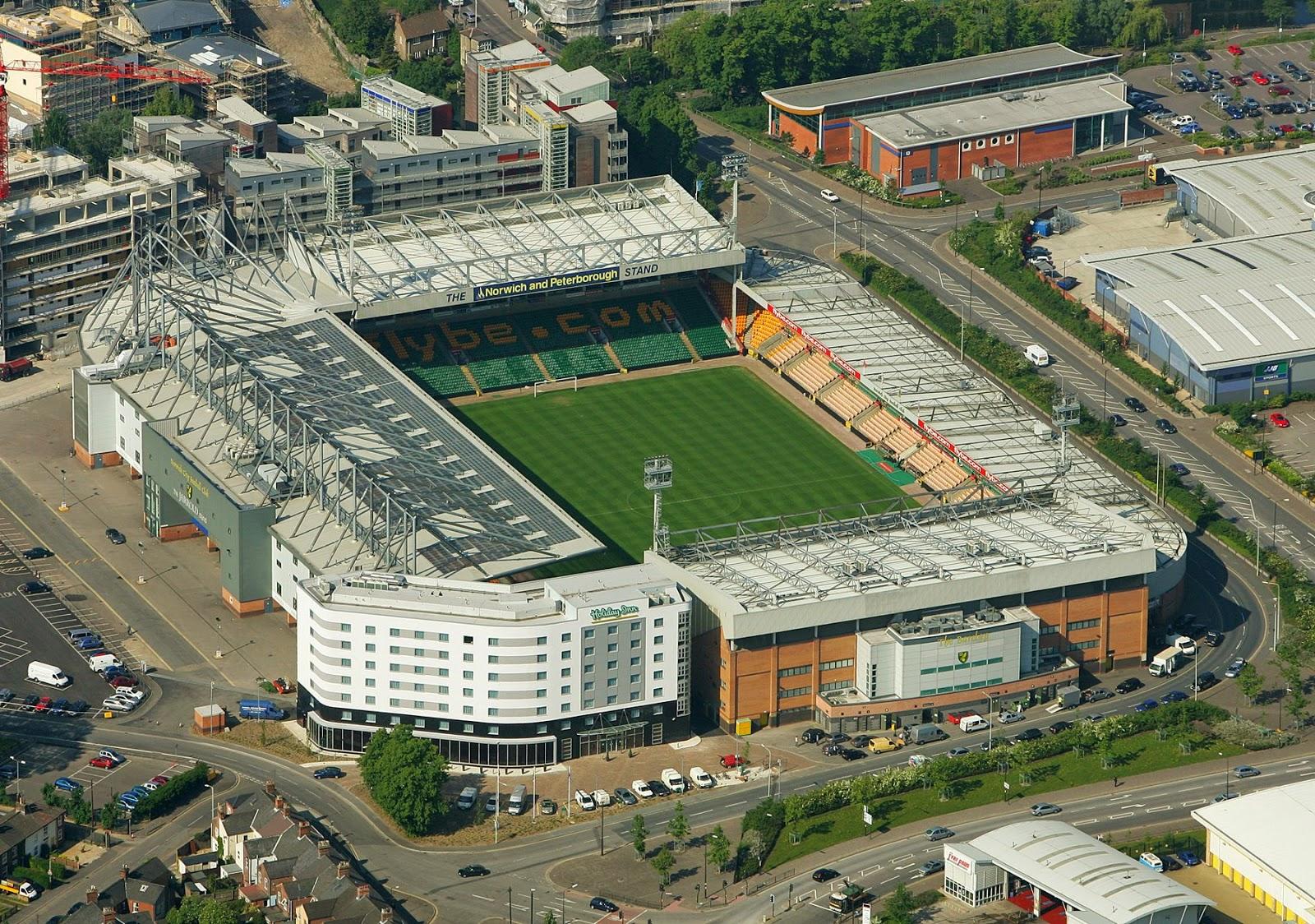 Carrow Road Stadium_norwich fc