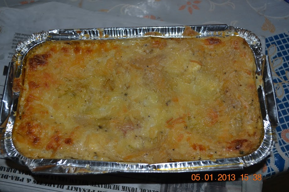 Lasagna ~ RM 50.00