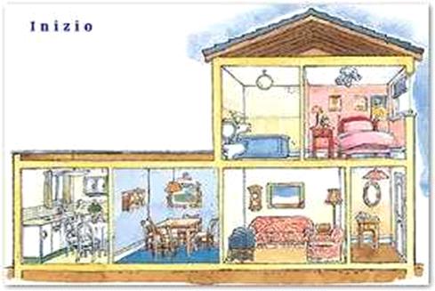 Dibujos de la casa por dentro imagui for Casa de los azulejos por dentro