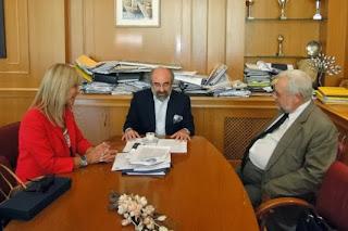 Στη Θράκη η πρόεδρος των Special Olympics και ο Πρέσβης του Βελγίου