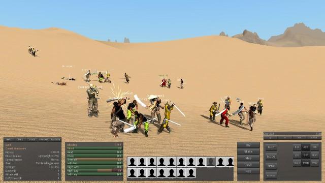Kenshi PC Games Gameplay