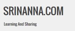 Srinanna.com