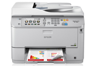 Epson WorkForce Pro WF-5690 Driver Download For Windows 10 And Mac OS X