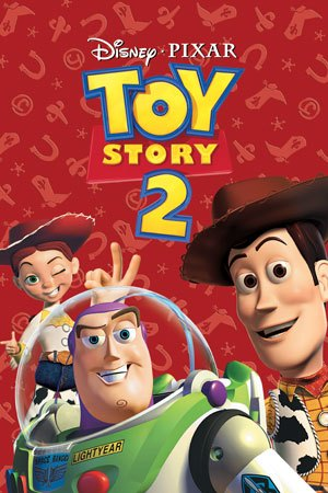 Toy Story 2 IMAX Open Matte Filmes Torrent Download capa