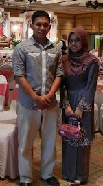 Siti Fatin & Irzan Iswatt