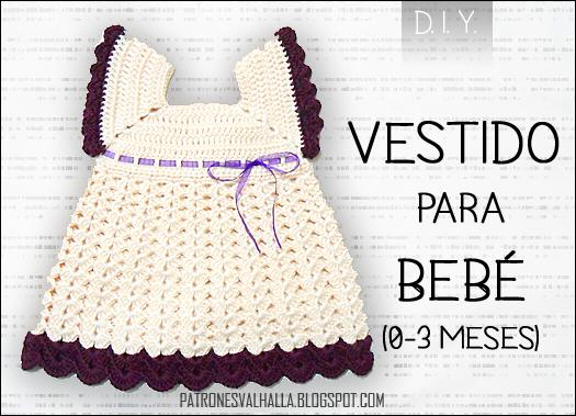 vestido para nina de 3 meses | facilisimo.com