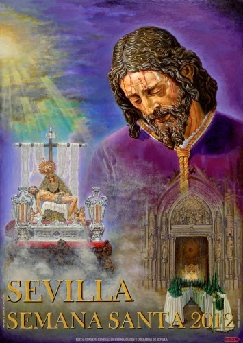 Cartel Semana Santa Sevilla 2012