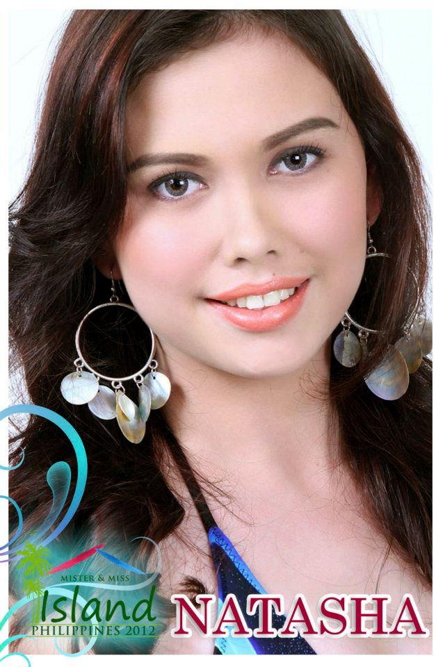 Miss Island Philippines 2012 Natasha Marie Shaw