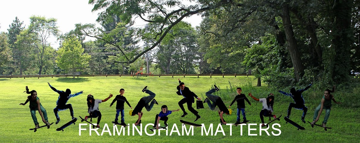 FRAMINGHAM MATTERS