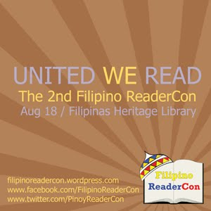 Join the 2nd Filipino ReaderCon!