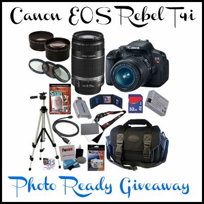 Cannon EOS REBEL T4i 18.0 MP COMS Digital Camera