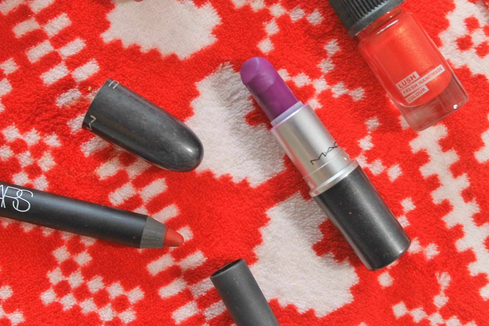 Christmas Lipsticks 2