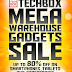 Get great deals for your Christmas shopping with TechBox Philippines Mega Sale!