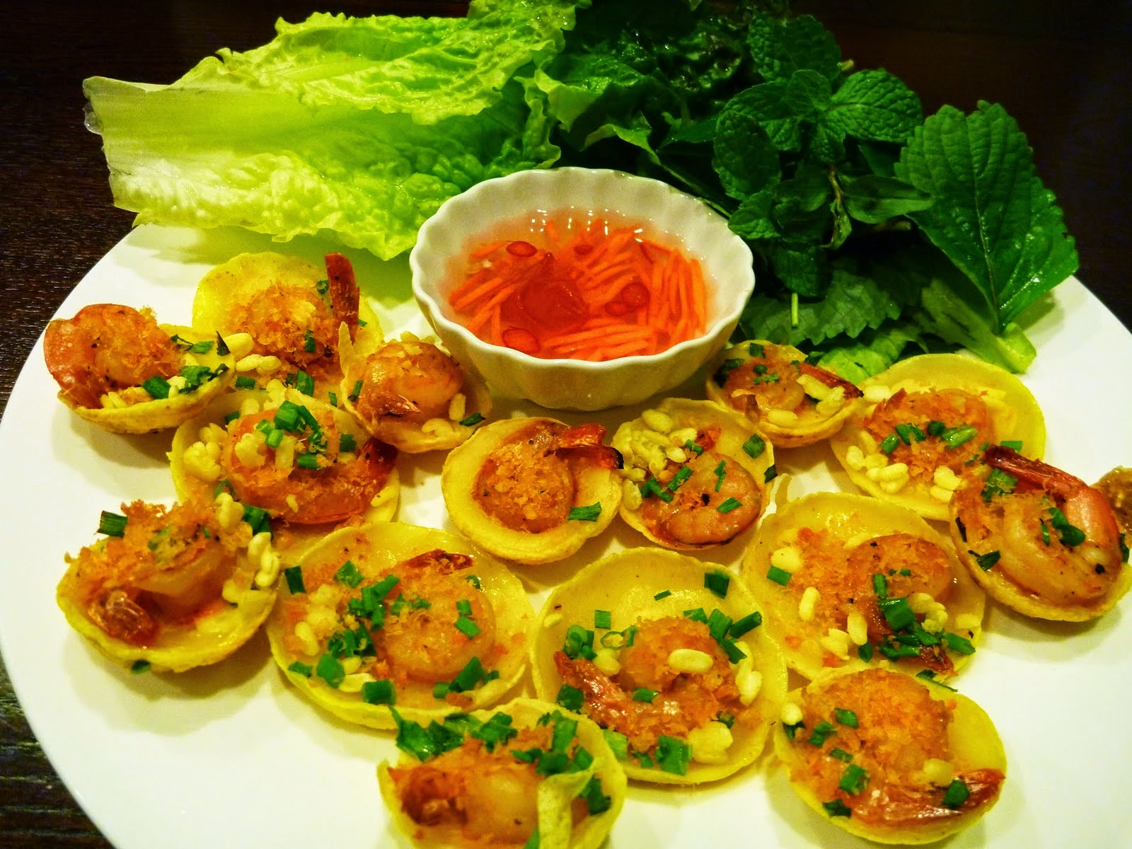 Vietnamese MINI-PANCAKE