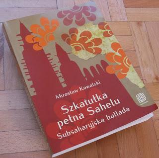 okładka książki Szkatułka pełna Sahelu