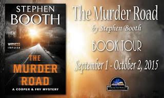 murder road tour banner