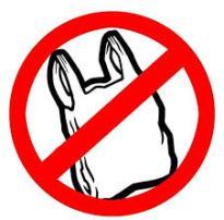 NO lo tires: Bolsas de plástico
