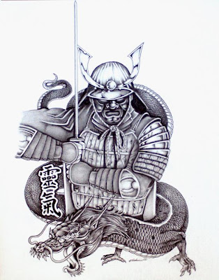 Japanese Tattoo Design